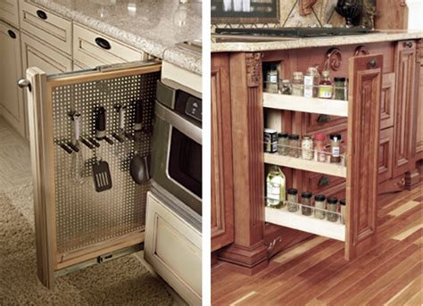 Cabinet accessories to personalize the cabinet my kitchen interior