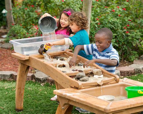 Backyard Preschoolers Outlast Cascade Running Water For Parts Play New