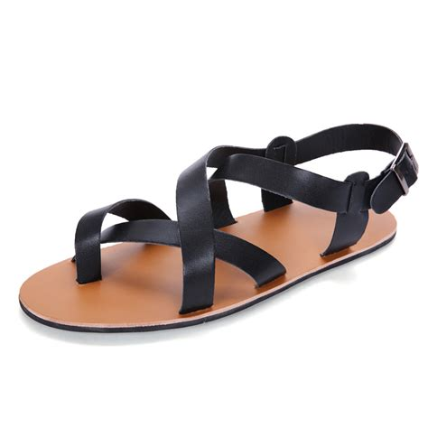 inexpensive gladiator sandals get cheap mens gladiator sandals aliexpress