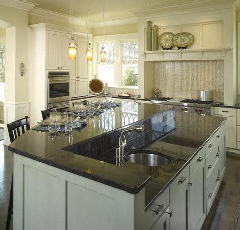 second kitchen islands do you need a second sink examining the trend towards two sink kitchens