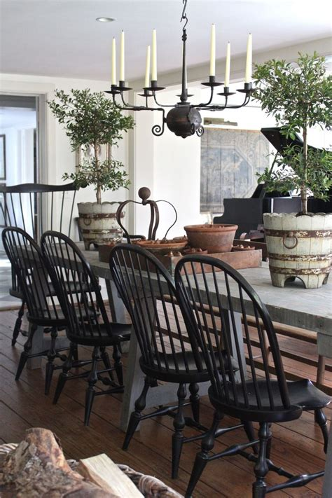 Farmhouse Dining Room Furniture Best 25 Rustic Country Ideas On Country Chic Decor Chabby Chic Kitchen And