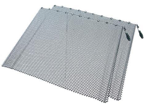 Chimney Mesh Screen - uniflame mesh fireplace screen 24 inch x 48 inch