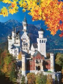 puzzle ravensburger castello neuschwanstein autunno 1500 pezzi mister toys megastore