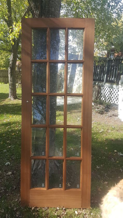 antique glass lite french doors architectural salvage