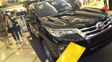 2016 Toyota Fortuner 2 4 G A T review sederhana toyota all new fortuner 2 4 g 4x2 vrz