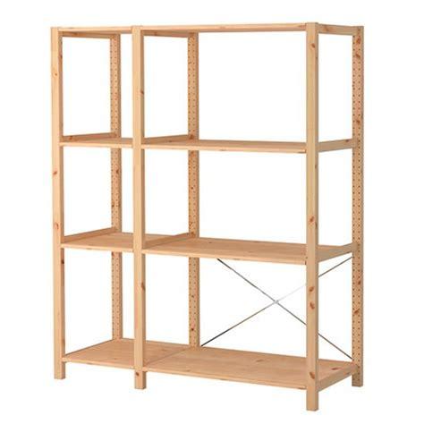 bookshelves ikea uk ivar 2 section shelf from ikea bookshelves 10 of the best housetohome co uk