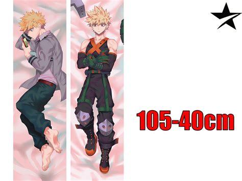 My Hero Academia Anime Bakugou Katsuki Dakimakura Hugging Body Pillow,My Hero Academia,Plush