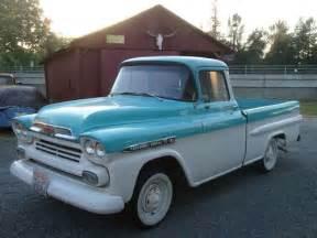 1959 Chevrolet Apache Fleetside Purchase Used 1959 Chevrolet Apache Bed Fleetside