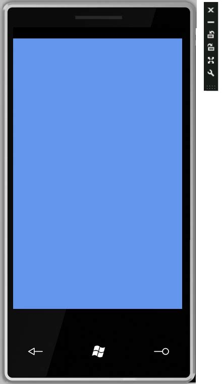 windows mobile emulator windows phone emulator app store