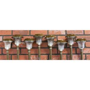 Westinghouse Landscape Lighting 8 Pc Westinghouse 174 Crayford High Intensity Landscape Light Kit 175137 Solar Outdoor
