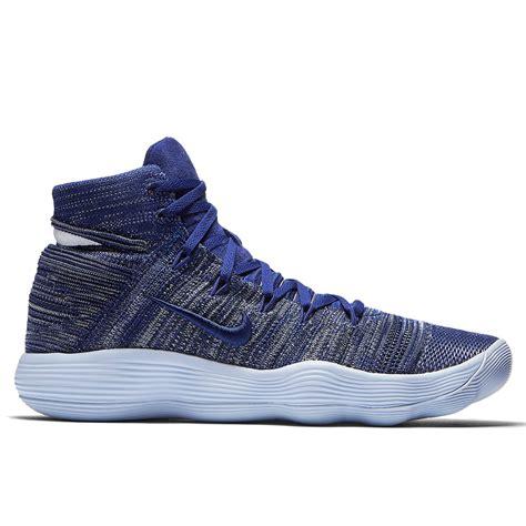Promo Sepatu Basket Nike Hyperdunk 2017 High Flyknit Blackout grey purple womens nike hyperdunk shoes