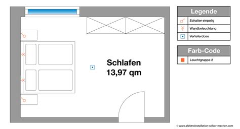 schlafzimmer planen elektroinstallation schlafzimmer planen ratgeber und