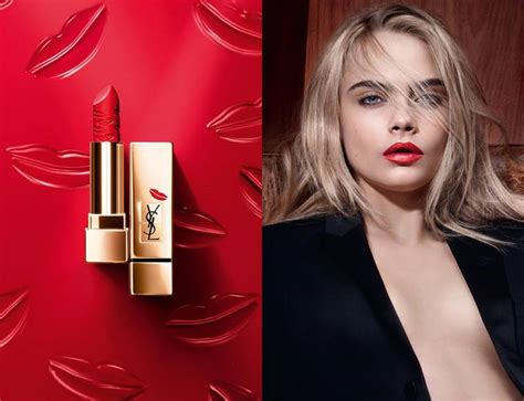 Ysl Pur Couture No 1 Le ysl pur couture collection fall 2015