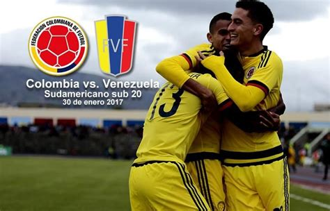 colombia vs en vivo sudamericano colombia