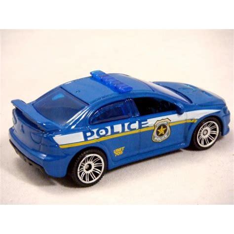 matchbox mitsubishi matchbox mitsubishi lancer evolutionx police patrol car
