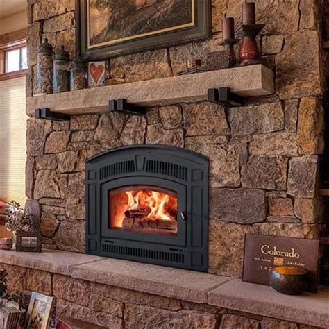 high efficiency wood burning fireplace fireplaces high