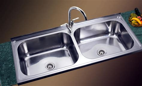 Designer Kitchen Sinks Stainless Steel kitchen sink d amp s furniture