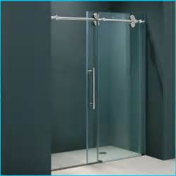 shower doors sliding frameless a buying guide for frameless sliding shower doors bath