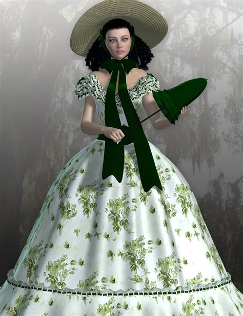 www southern southern belle for genesis 2 female s 3d models and 3d