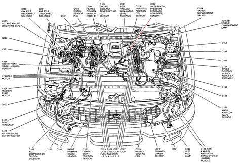 2002 Ford Expedition Vacuum Hose Diagram 2003 ford expedition vacuum lines diagram