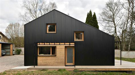 open source house design studiolada used all wood materials to create this affordable open source home anyone