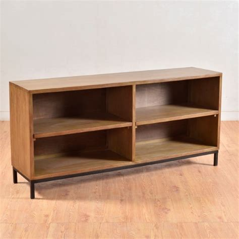 Low Bookshelf by Low Bookshelf Nadeau Columbia