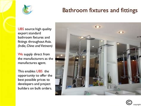 Bathroom Fixtures And Fittings 19 Ubs Tiles And Bathroom Products 2015 Pdf