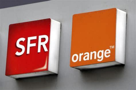 sfr si鑒e sfr assigne orange en justice sur la fibre optique
