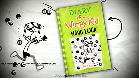 Luck Book Report by Diary Of A Wimpy Kid Luck Trailer