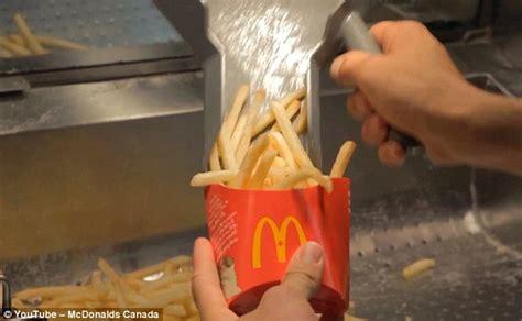 buat kentang goreng mcd video proses pembuatan kentang goreng mcdonalds