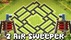 Clash of clans best town hall 9 th9 war base trophy base defense 2