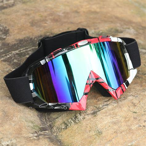 anti fog motocross goggles anti fog shatter proof anti scratch uva motorcycle goggles