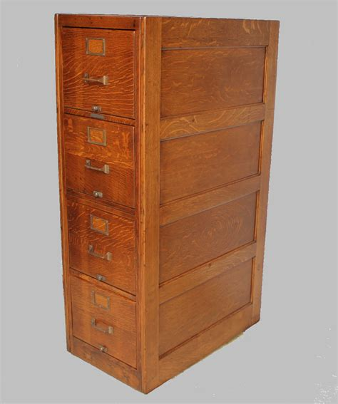 Antique Wood File Cabinet Bargain S Antiques 187 Archive Antique Oak File Cabinet 4 Drawers Bargain S