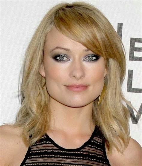 bangs for over 45 medium length hairstyles with side bangs for women over 40