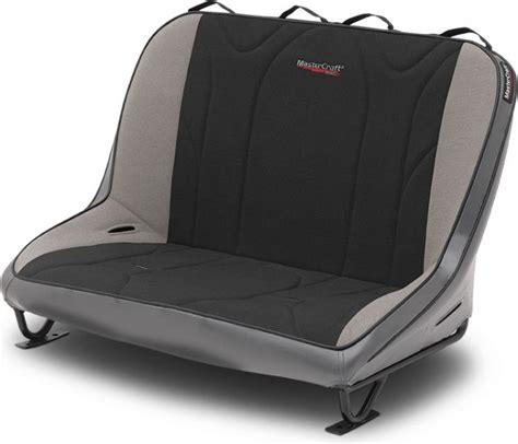 mastercraft bench seat mastercraft 310054 mastercraft rear rubicon 40 quot bench