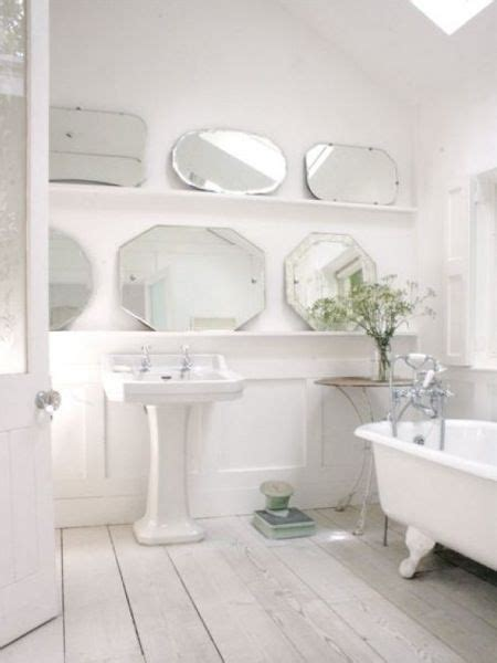 country bathroom mirrors natural modern interiors how to decorate the modern