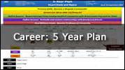 army 5 year plan template officer personnel development about quartermaster school