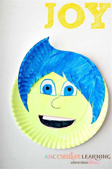 Crafts Out Of Paper Plates - easy and inside out inspired paper plate