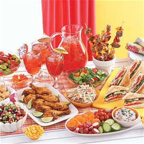 memorial day picnic menu myrecipes