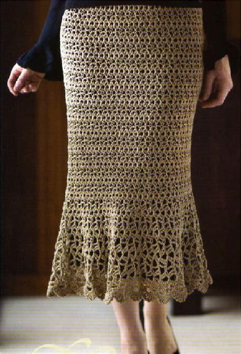 pattern crochet skirt positively crochet long lacy skirt by mary jane hall