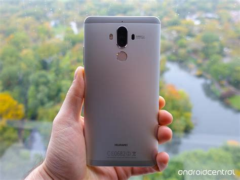 huawei mate 9 arriving in the u s jan 6 for 599 will