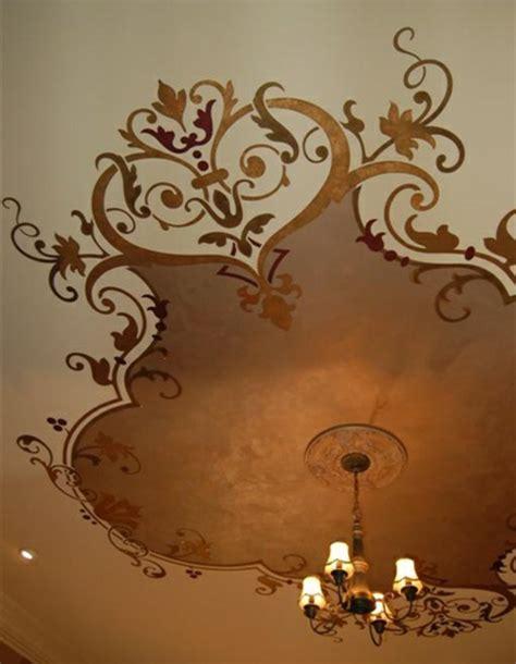 Decke Streichen Selber Machen by 25 Wand Streichen Ideen Seien Sie Verschieden