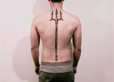 trident tattoo meaning 20 mighty trident designs and meanings tattoobloq