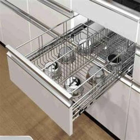 Modular Kitchen Baskets Designs Buy New Modular Kitchen Basket At Discount Rate In