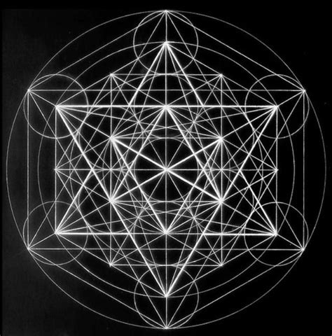 Geometric Pattern Of The Universe | sacred geometry graphic design pinterest