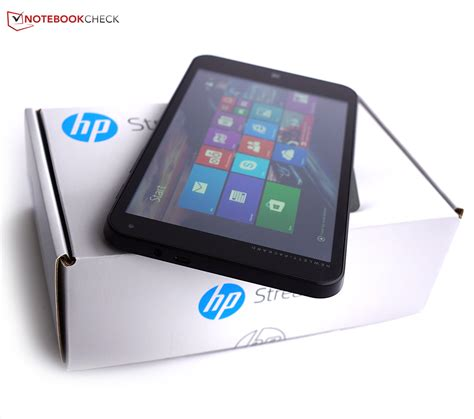 Tablet Hp kort testrapport hp 7 5700ng tablet notebookcheck nl