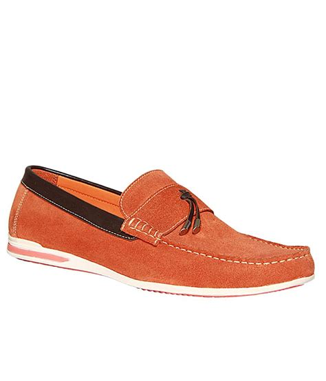 orange loafers bata orange loafers price in india buy bata orange