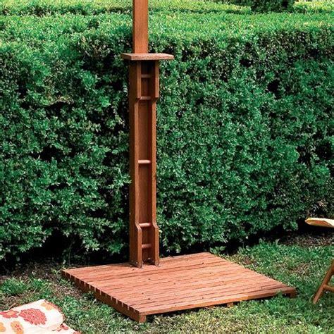 pedana legno giardino doccia da giardino struttura in legno pedana 70 x 70