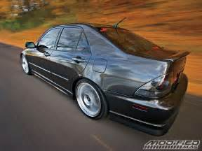 2004 lexus is300 turbo modified magazine