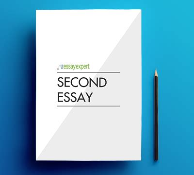 The Essay Expert by Second Essay The Essay Expert